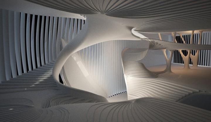 Rendering Interior