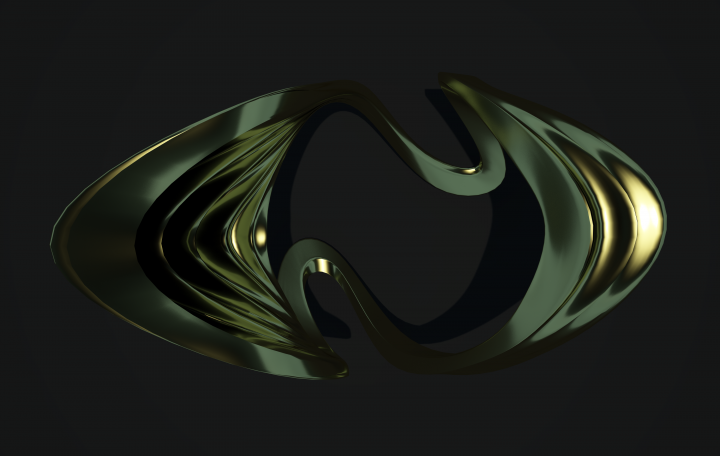 Interference Ring Jewellery Design by Roxy Rahel